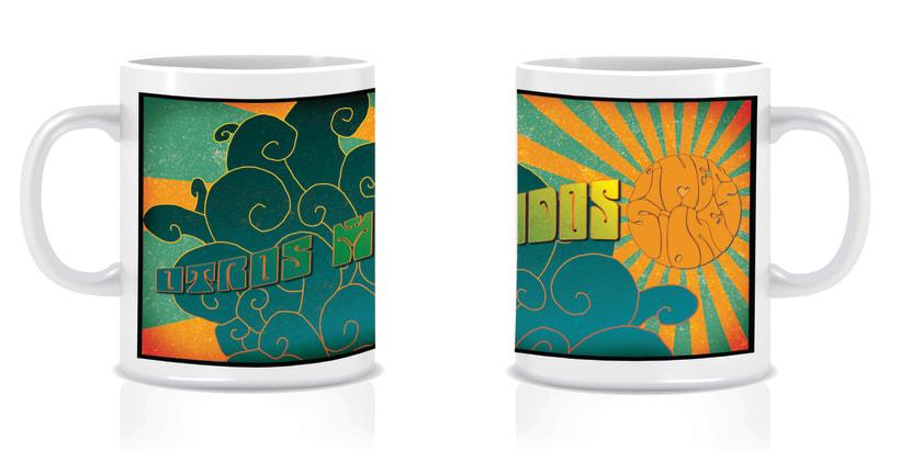 Mi Proyecto del curso: Diseño de merchandising para músicos 2