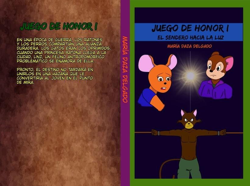 Comic Juego de honor 2