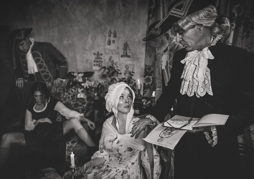 "Una historia real ""Mary Toft"" 9"