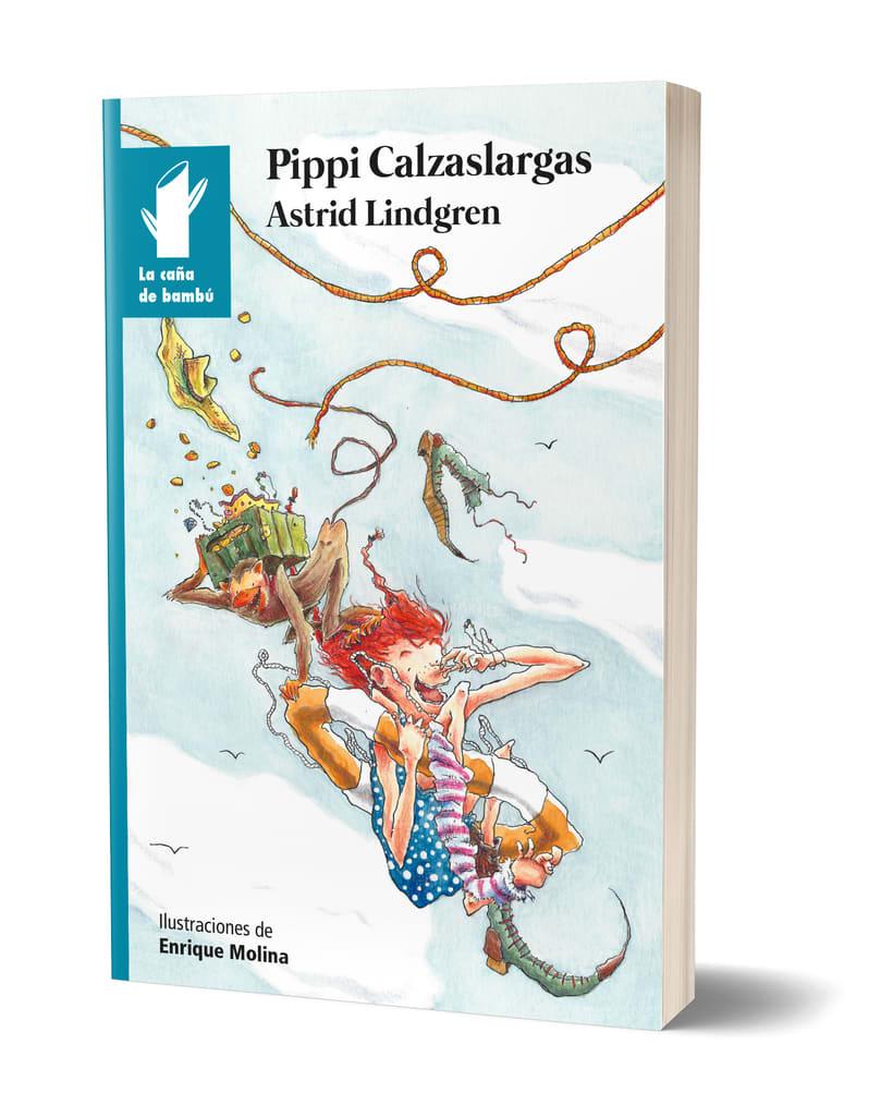 Pippi Langstrump   Color 0