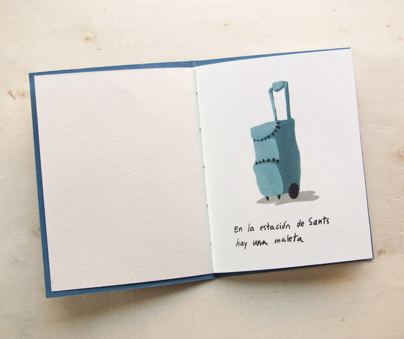 Autoedición: La maleta perdida 3