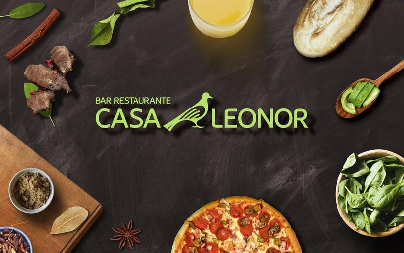 Bar-Restaurante Casa Leonor 1