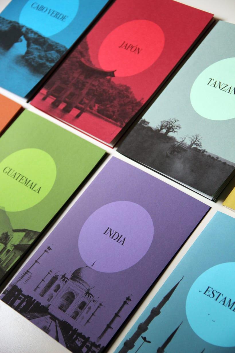 Cuadernos de viaje 1
