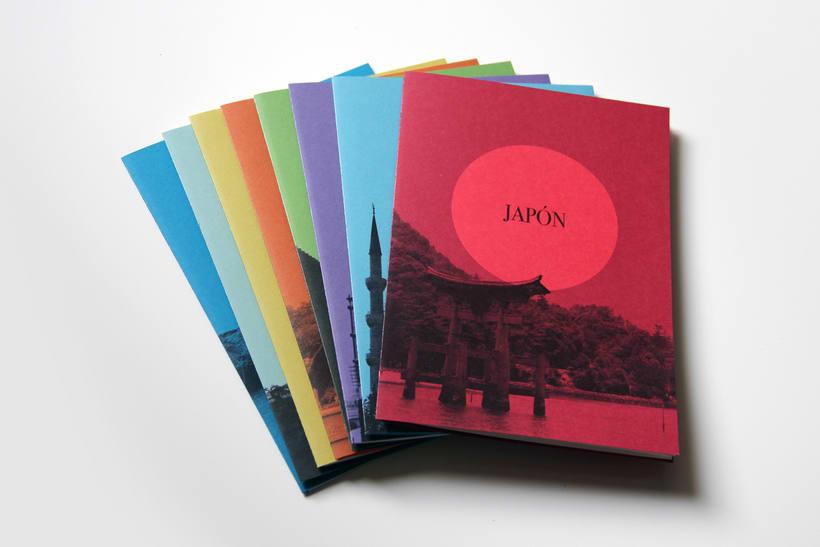 Cuadernos de viaje 3