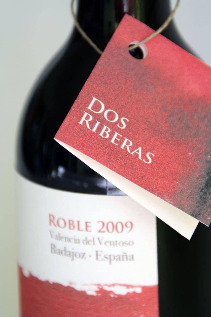 Etiquetas Dos Riberas 2