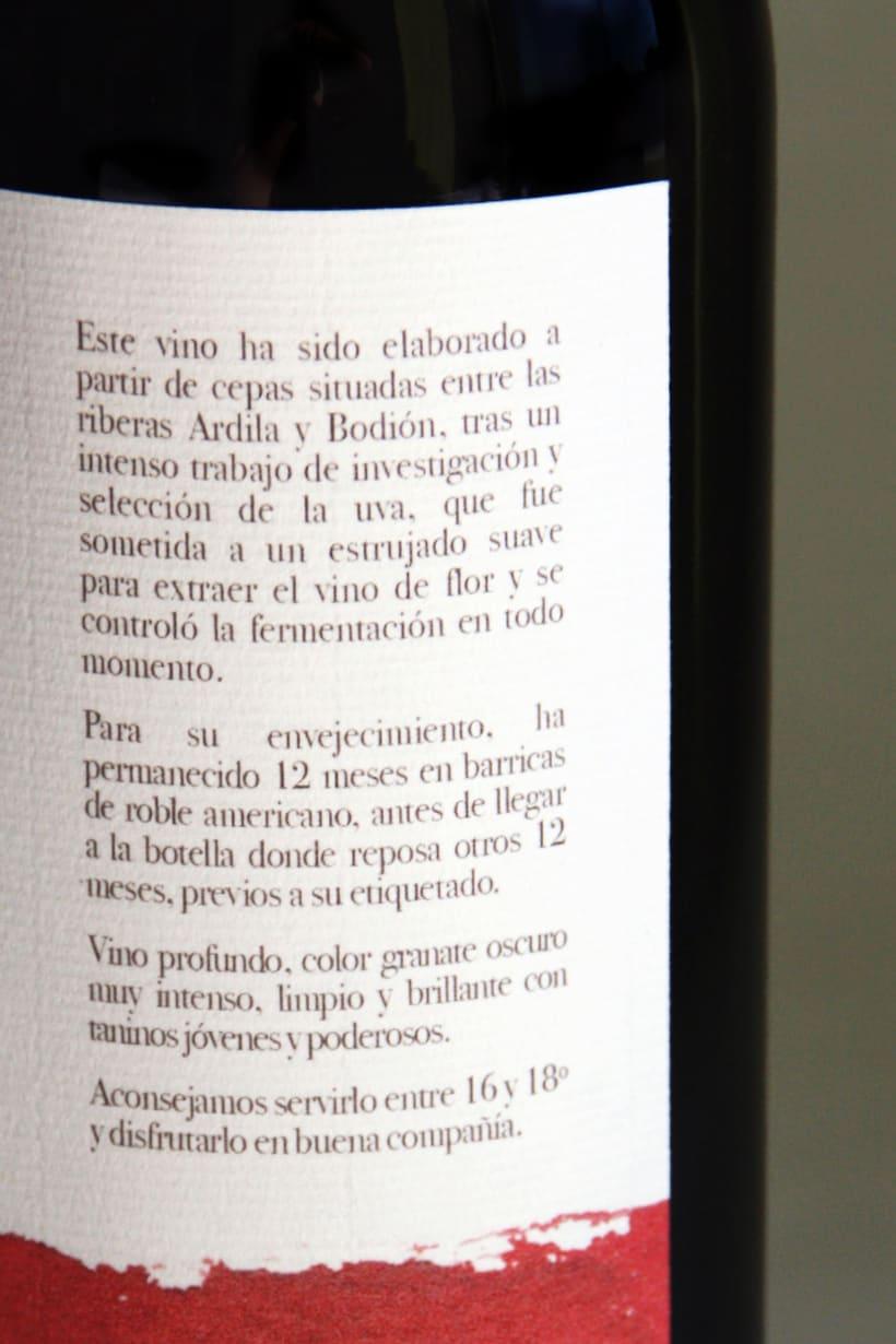 Etiquetas Dos Riberas 4