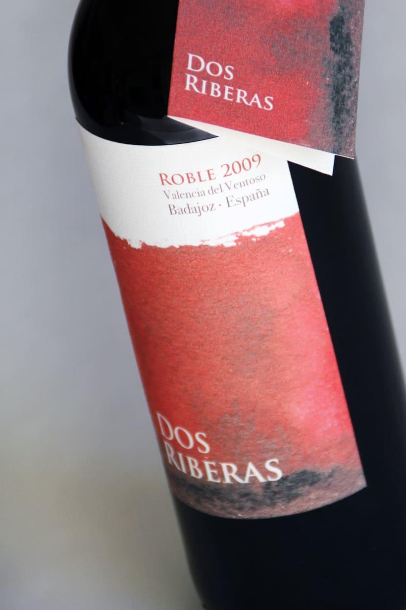 Etiquetas Dos Riberas 6