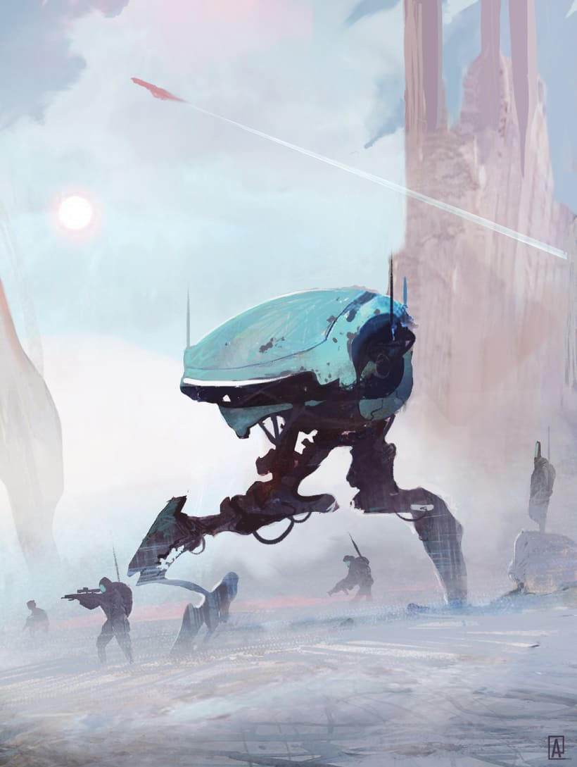 Robotejos y trastos. 0
