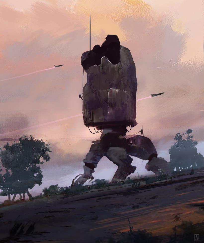 Robotejos y trastos. 2