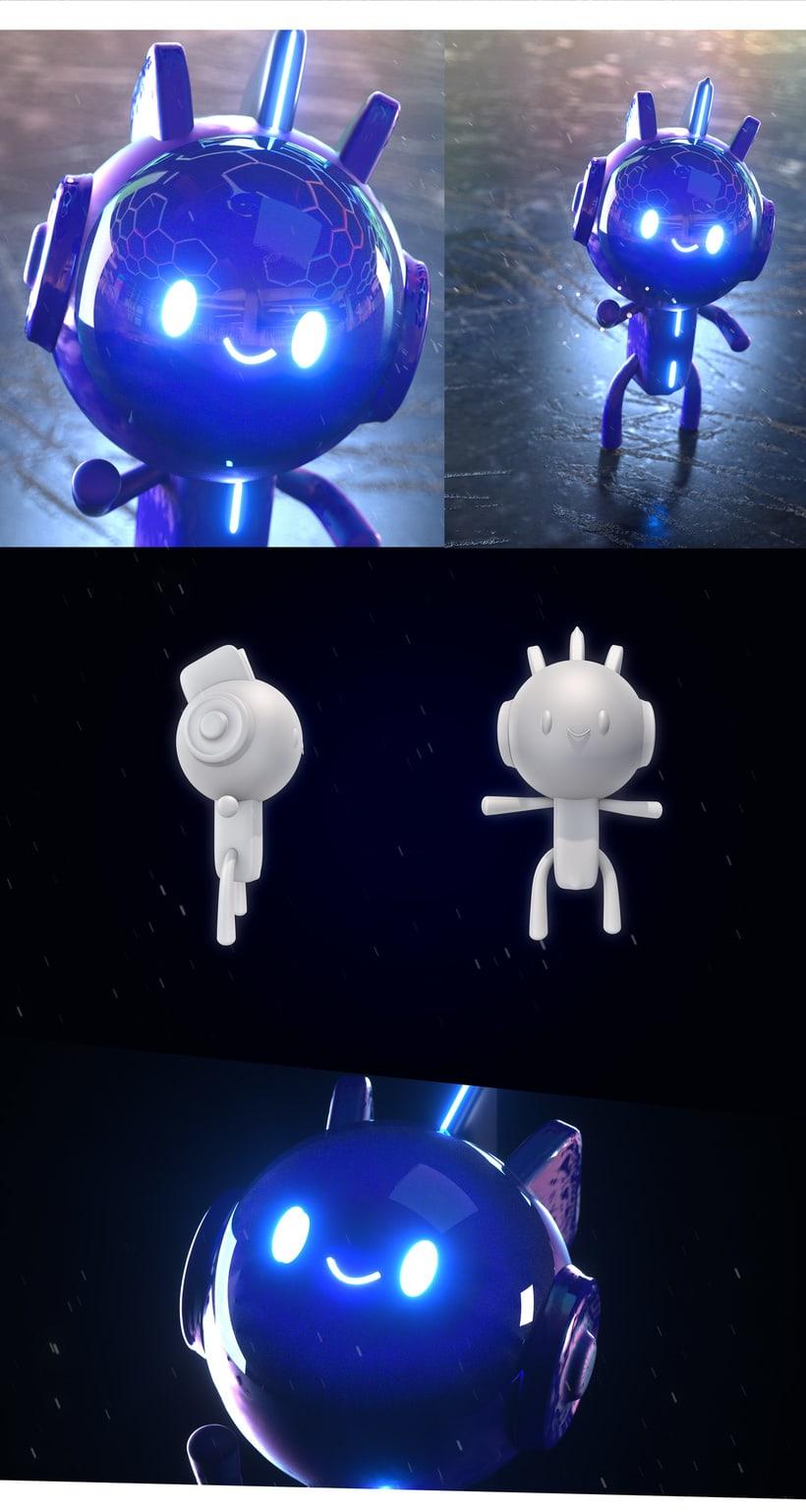 BOTTY BLUE by Oscar Creativo 3