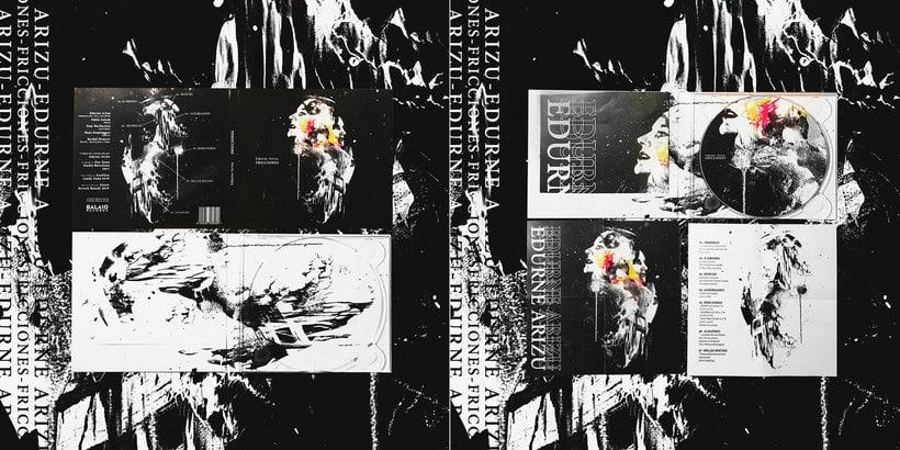 Edurne Arizu - Fricciones CD 3