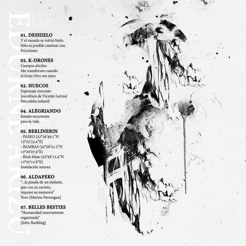 Edurne Arizu - Fricciones CD 0