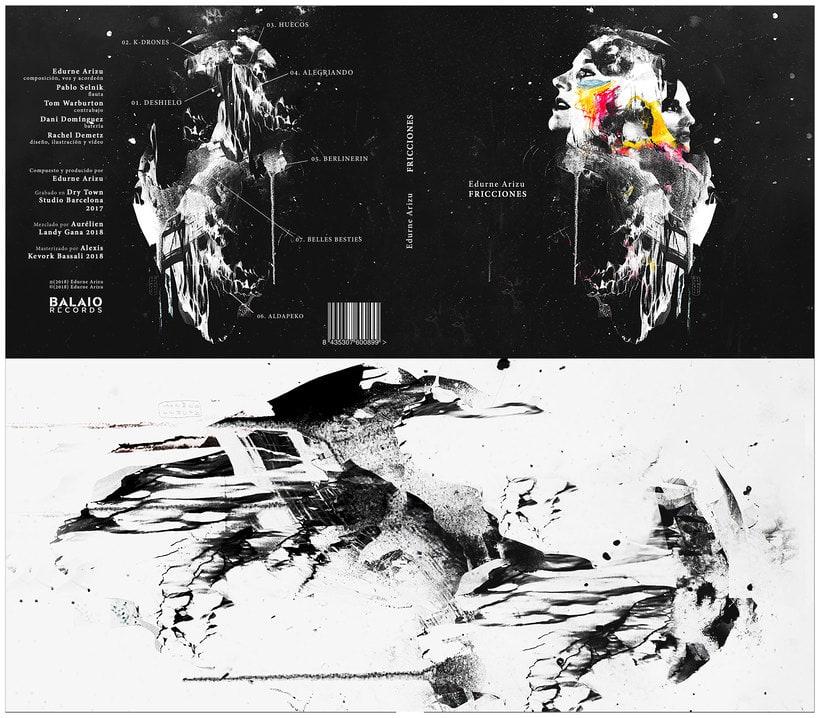 Edurne Arizu - Fricciones CD 2