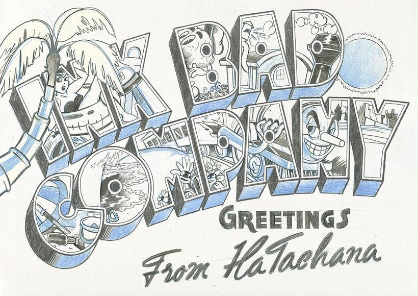 Greetings From Ha Tachana 2