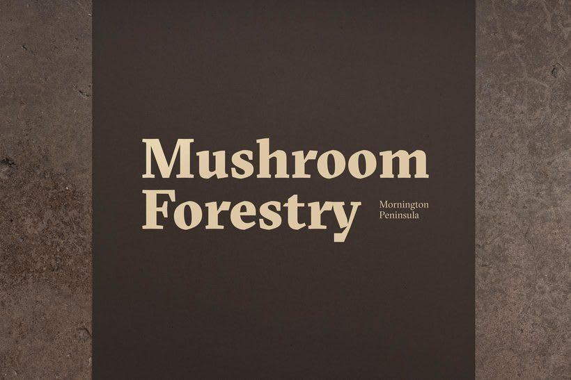 Mushroom Forestry (Logotipo) 6