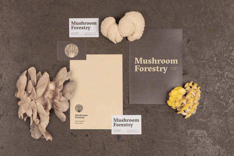 Mushroom Forestry (Logotipo) 14