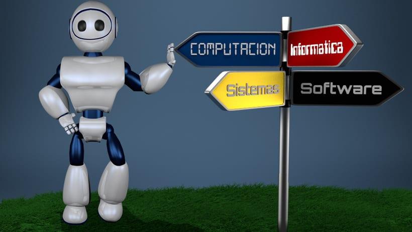 Robot 3D 3
