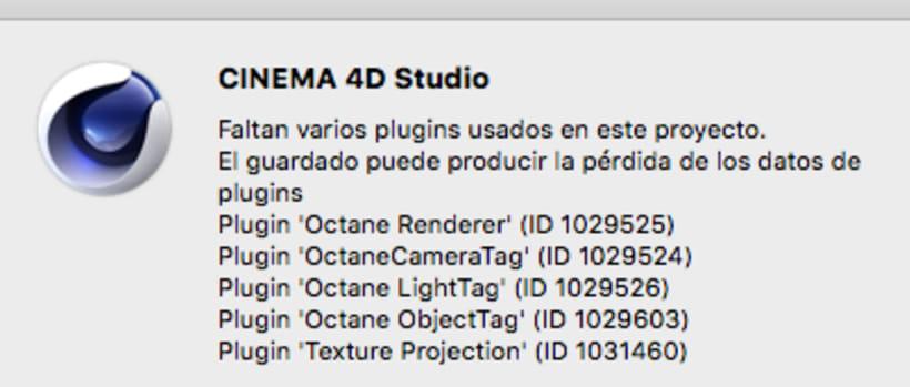 ayuda !!! con plugin CINEMA 4D 1