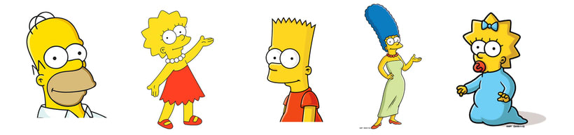 Simpsons fan art - Offf 5