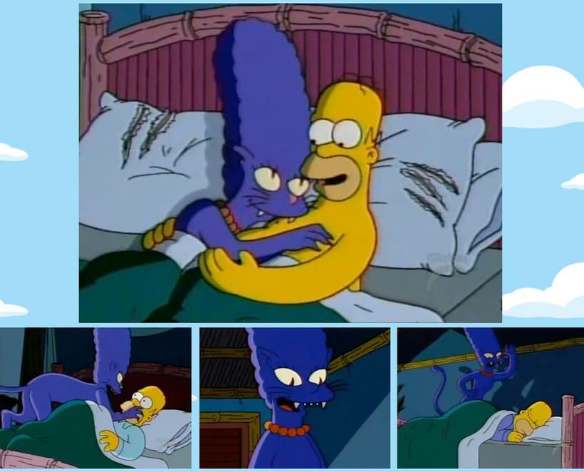 Simpsons fan art - Offf 8