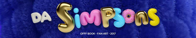 Simpsons fan art - Offf 0