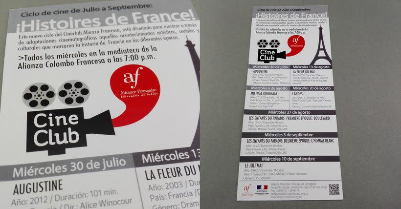Alianza Francesa Cartagena 2