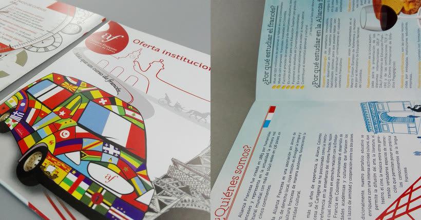 Alianza Francesa Cartagena 3