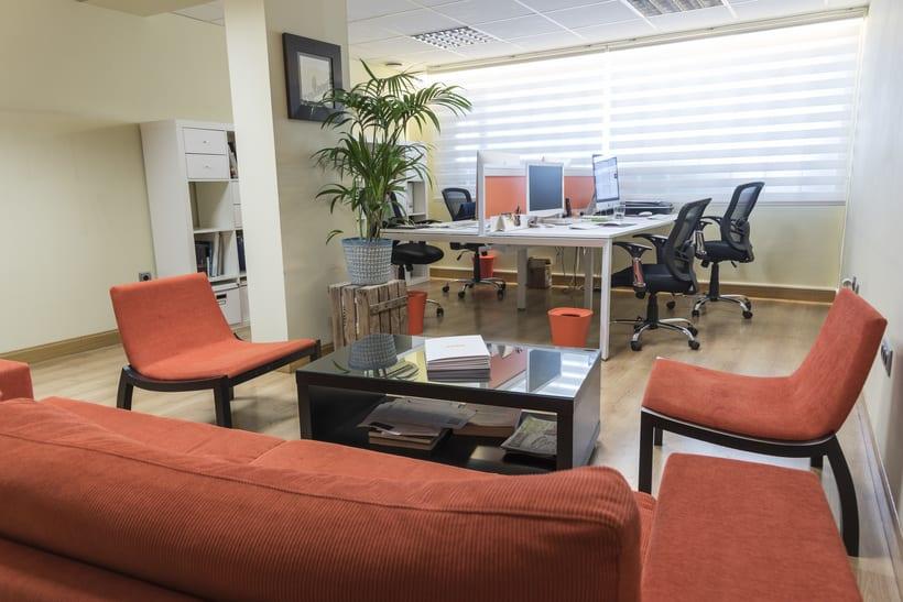Coworking en Ríos Rosas: Agencia creativa en Madrid busca perfil diseñador gráfico/web/desarrollador 3