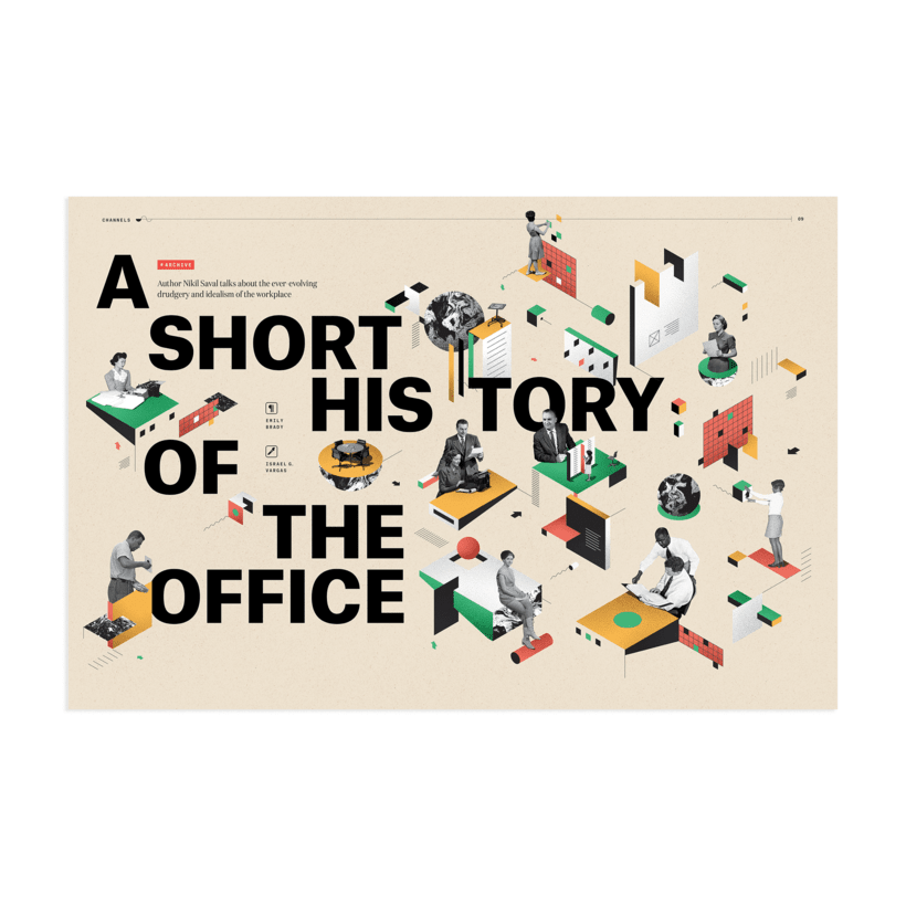 A Short History of the Office 0