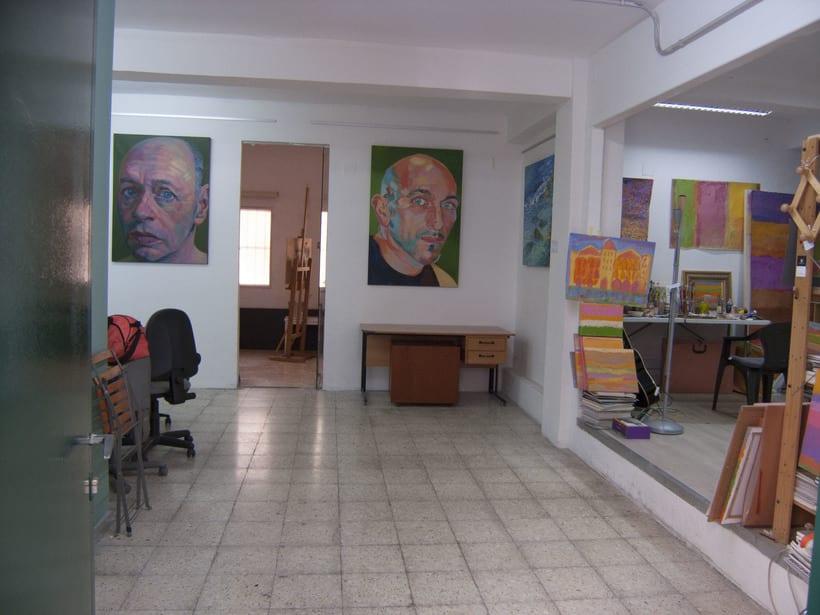 Alquilamos espacio para artistas  6