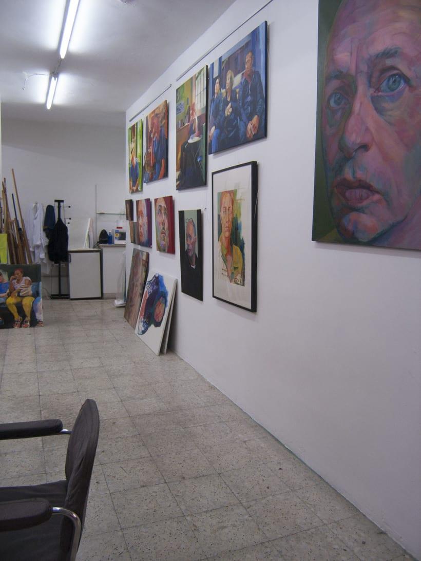 Alquilamos espacio para artistas  7