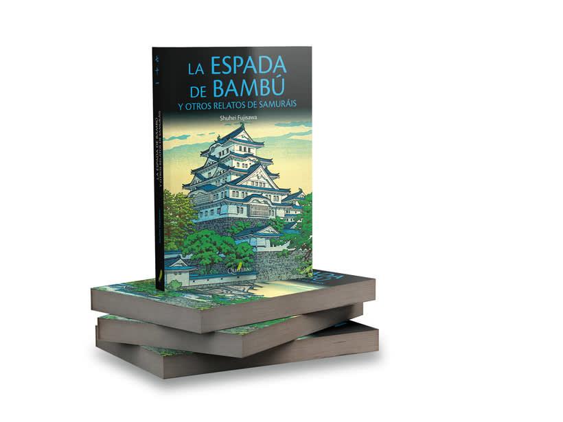 La espada de bambú 3