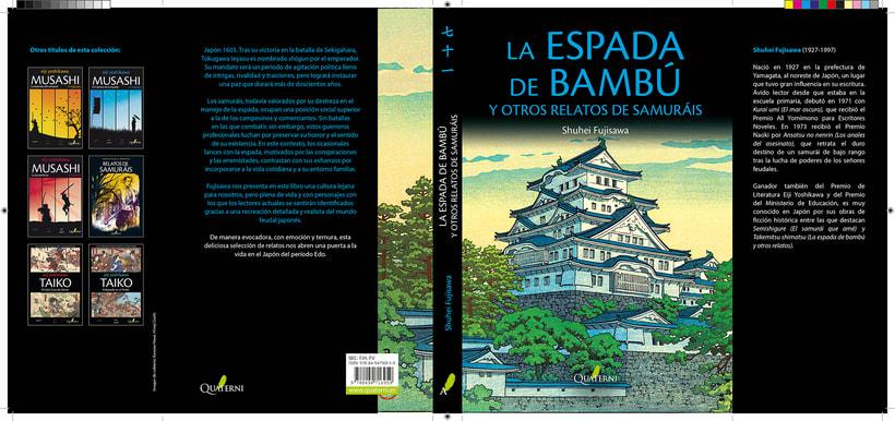 La espada de bambú 4
