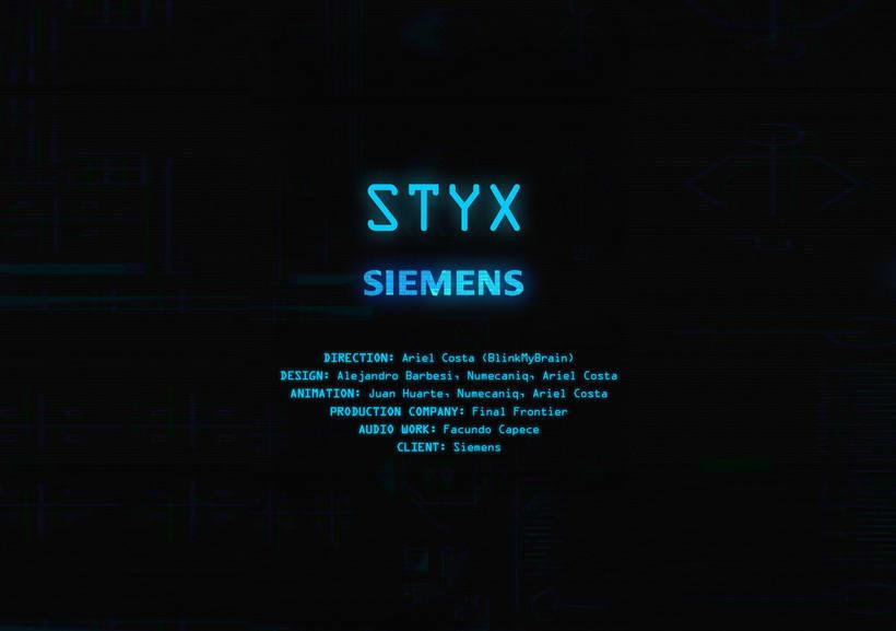 Siemens - STYX 1
