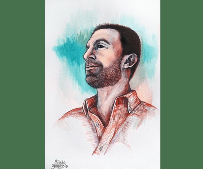 mondogominolo / nanos retratos 3
