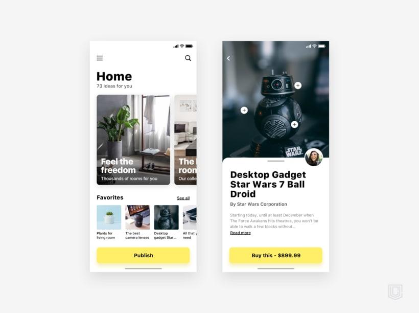 UI Design Collection 5 -1