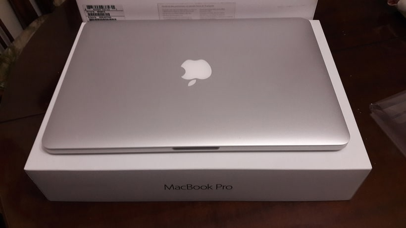 "VENDIDO MacBook Pro retina 13"" 2015 2"