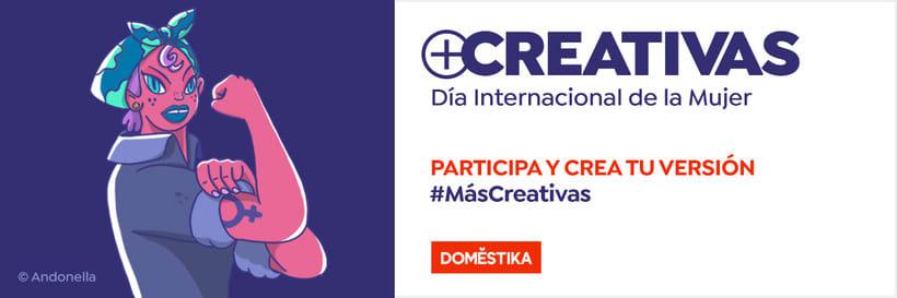 #MásCreativas 0