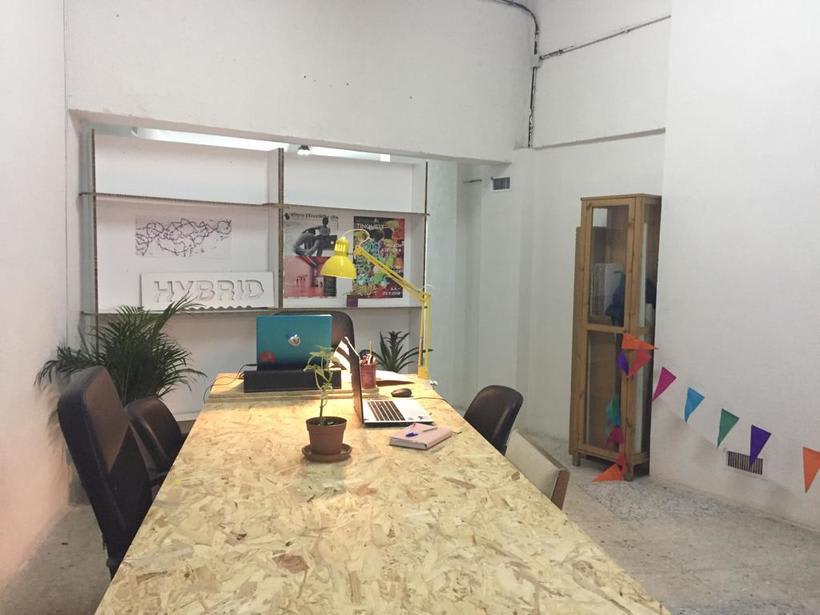 Buscamos compañer@ de oficina en Madrid 2