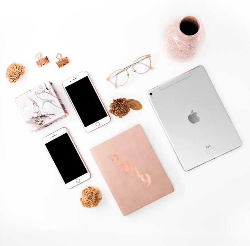 Fotografía para instagram: Productos reacondicionados 1