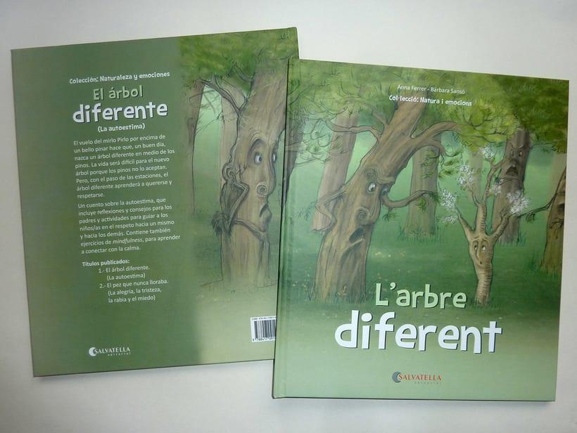 Colección Naturaleza y Emociones (cuentos ilustrados) 2