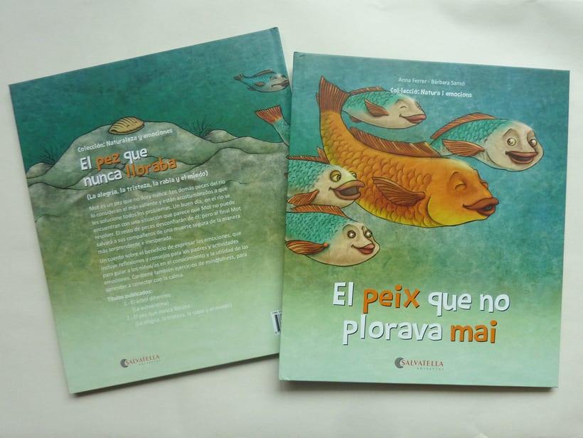 Colección Naturaleza y Emociones (cuentos ilustrados) 3