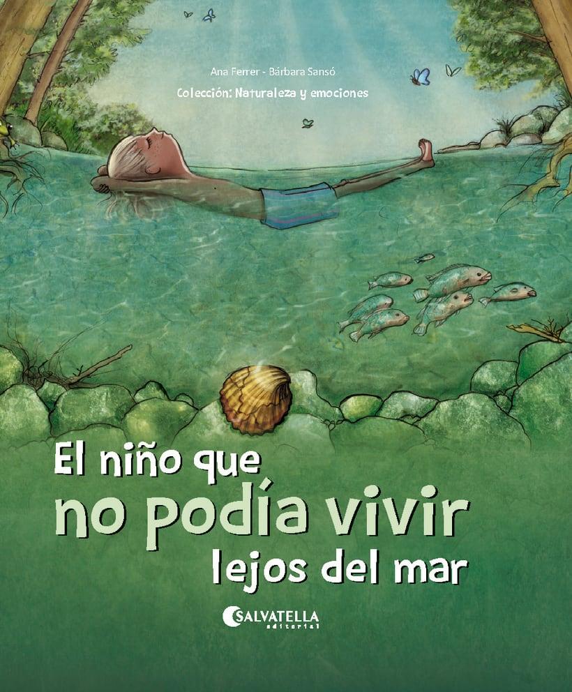 Colección Naturaleza y Emociones (cuentos ilustrados) 0