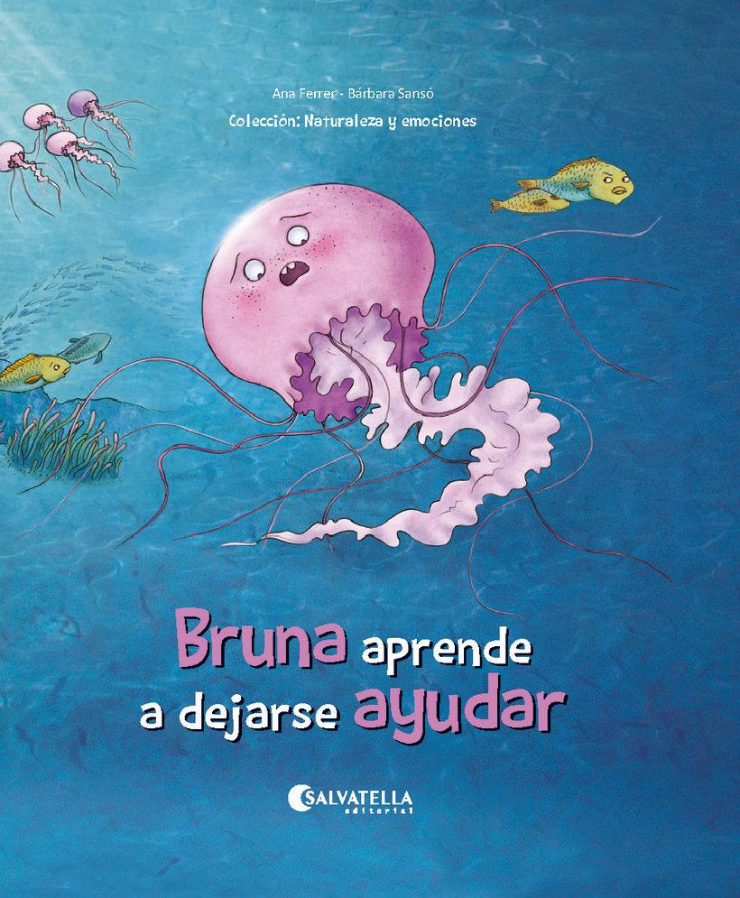 Colección Naturaleza y Emociones (cuentos ilustrados) 1