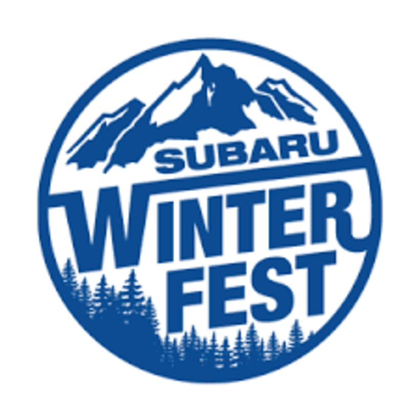 Tabla de Snow para el Subaru Winter Fest 0