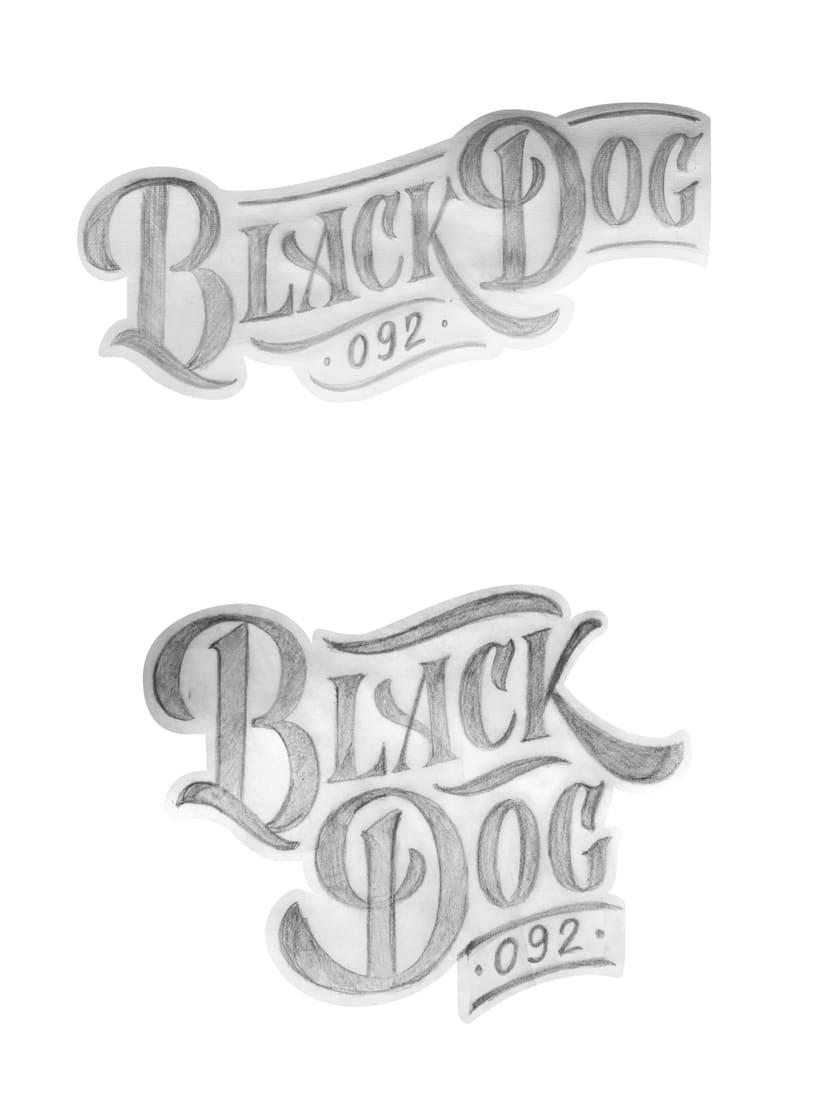 Logotipo Black Dog 902 2