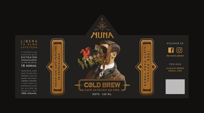 NUNA COLD BREW 5