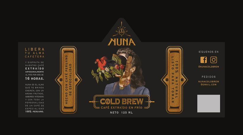 NUNA COLD BREW 6