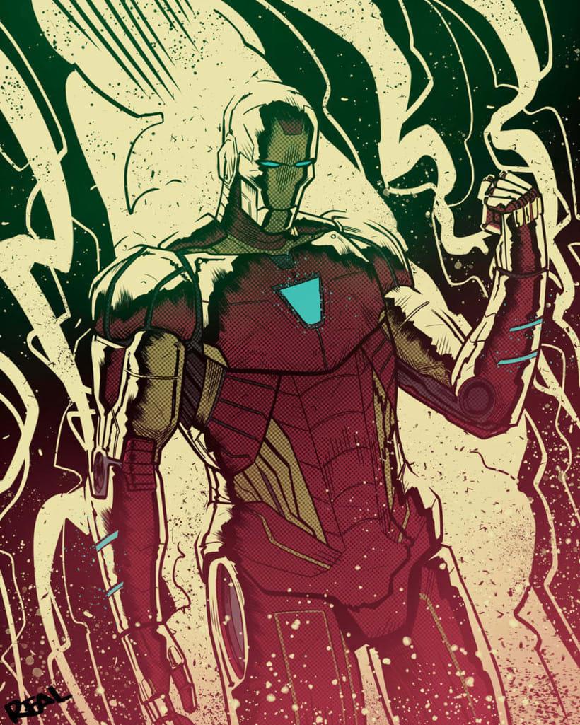 Avengers Endgame Fanarts 1-5 3
