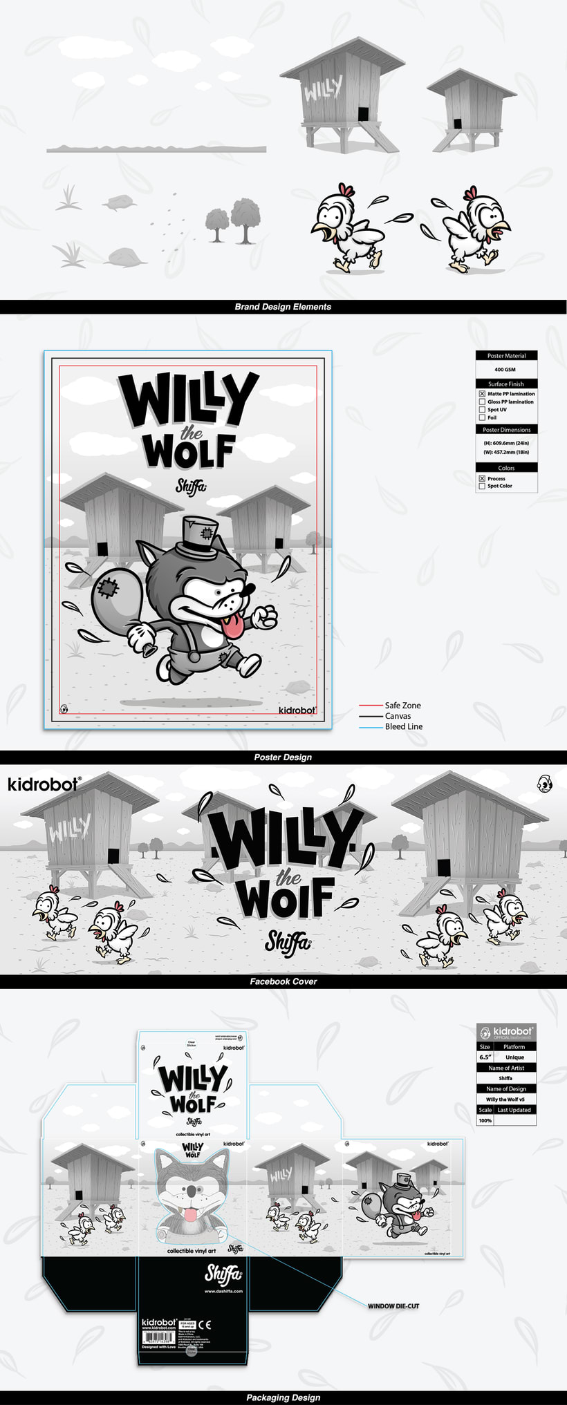 Willy the Wolf 1